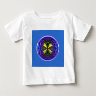 Dandy Four Abstract Globe Baby T-Shirt