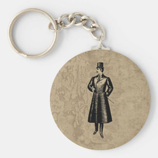 Dandy Gent Key Ring