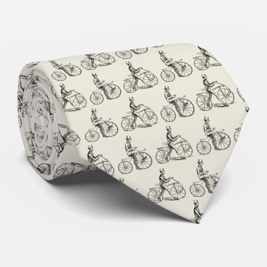 Dandy Horses (Vintage Bicycles) Tie