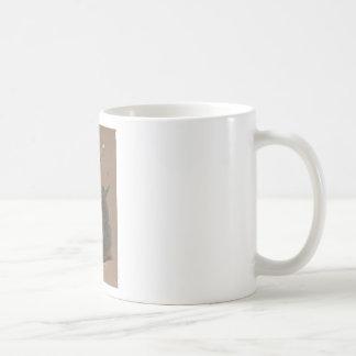 Dandy in Paris by Paul Gavarni Basic White Mug