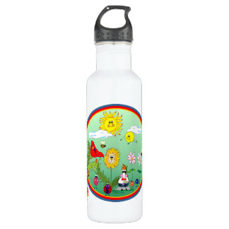 Dandy Lion & Friends 710 Ml Water Bottle