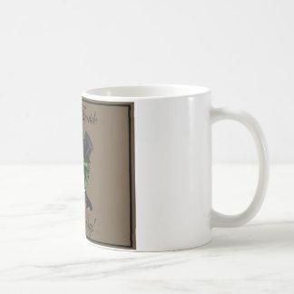 Dandy Reptilian : Drink Fluoride Every Day Mug