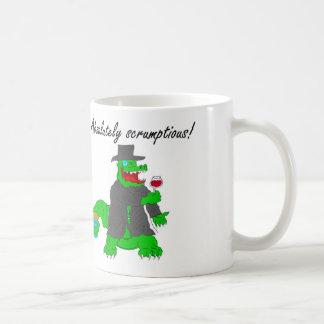 Dandy Reptilian Mug