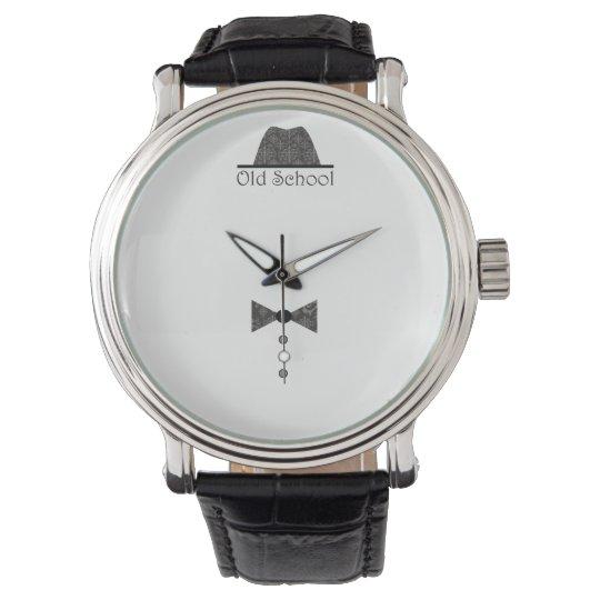 Dandy Vintage Old School Gentleman Elegant Classy Watch