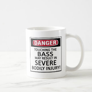 Danger Bass Coffee Mug