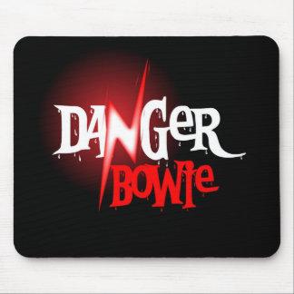 Danger Bowie Mouse Pad