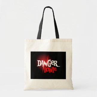Danger Bowie Tote Bag
