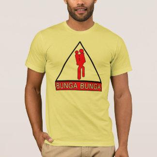 danger bunga bunga t-shirt