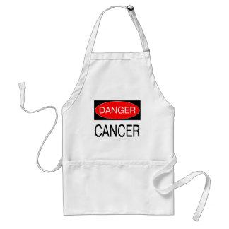Danger - Cancer Funny Astrology T-Shirt Hat Mug Aprons
