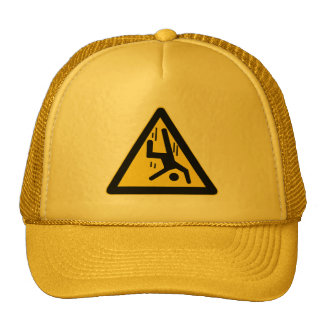 Danger Cliff, Chinese Sign Cap