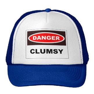 Danger - Clumsy Cap