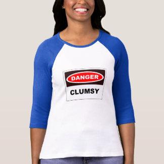 Danger - Clumsy T-Shirt