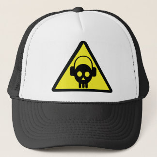 Danger DJ Trucker Hat