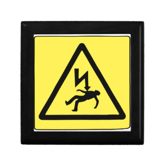 Danger Electricity Gift Box