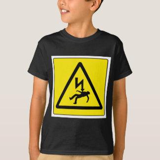 Danger Electricity T-Shirt
