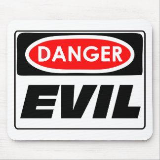 Danger EVIL Mousepad