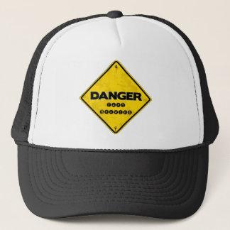 Danger Fart Brewing Trucker Hat