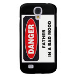 - Danger, Father in Bad Mood! Samsung Galaxy S4 Cover