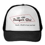 Danger Girl Logo Hat