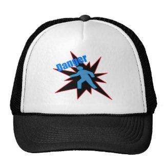 Danger! Mesh Hats