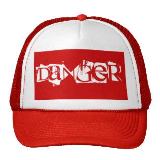 DANGER TRUCKER HAT