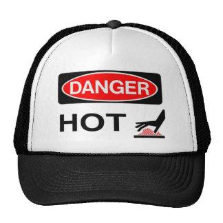 Danger: Hot Hat