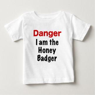 Danger I am the Honey Badger T-shirt