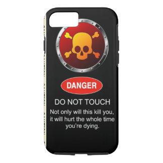DANGER iPhone 7 CASE