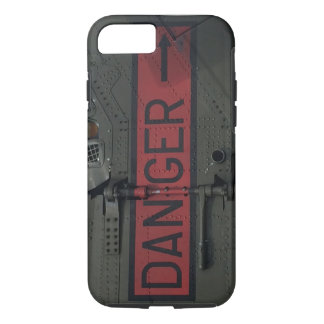 Danger iPhone 8/7 Case