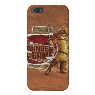 Danger Is My Game 2 iPhone 5 Case