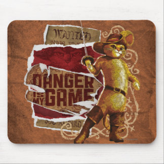 Danger Is My Game 2 Mouse Pad