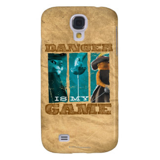 Danger Is My Game Galaxy S4 Case