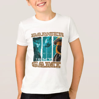 Danger Is My Game T-Shirt