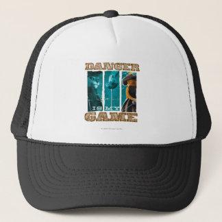 Danger Is My Game Trucker Hat
