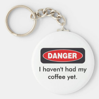 danger key ring