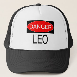 Danger - Leo Funny Astrology T-Shirt Hat Mug Apron