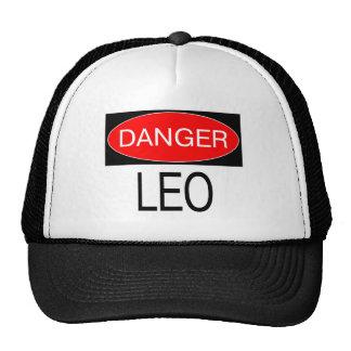 Danger - Leo Funny Astrology T-Shirt Hat Mug Apron