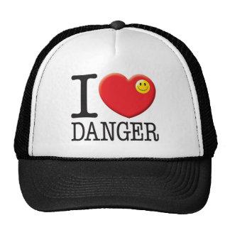 Danger Love Mesh Hats