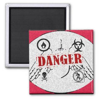 DANGER!!! MAGNET