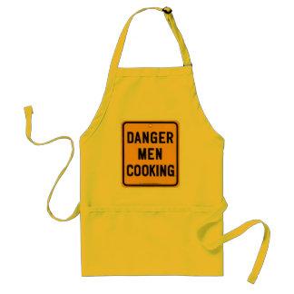 danger men cookin standard apron
