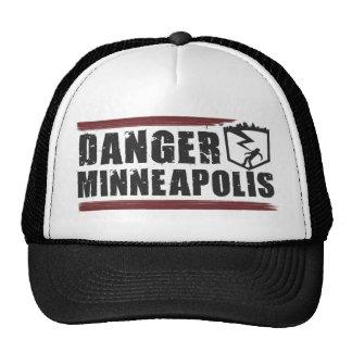 Danger MPLS Logo 1 Mesh Hat