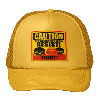 DANGER N.W.O CAP