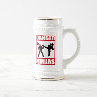 Danger Ninjas Beer Steins
