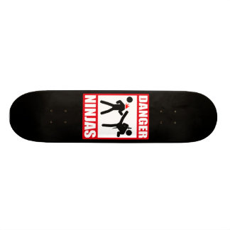 Danger Ninjas 20.6 Cm Skateboard Deck