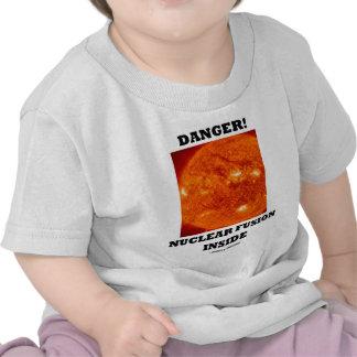 Danger Nuclear Fusion Inside Shirt