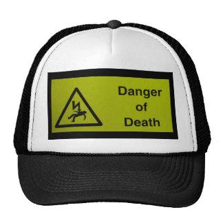Danger of Death Trucker Hat