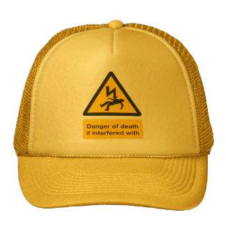 Danger of death hat