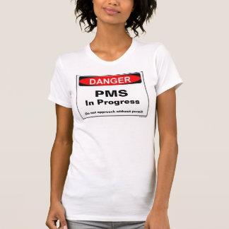 Danger - PMS Nightie T-Shirt