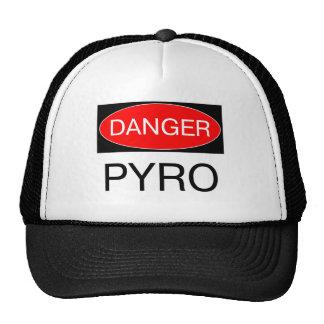 Danger - Pyro Funny Pyrotechnician T-Shirt Mug Bag Cap