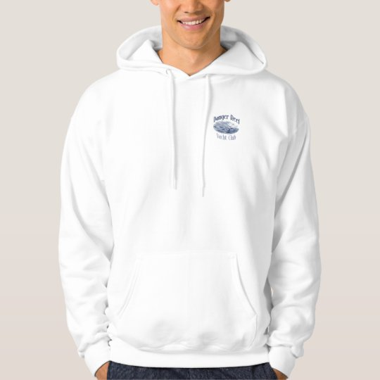 Danger Reef Yacht Club Friday Harbour hoodie